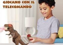 Dinosauri Giocattoli per Bambini di Piccole e Grandi Dimensioni