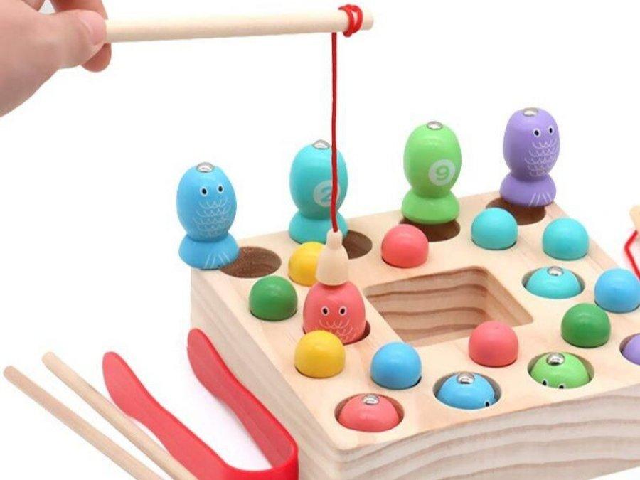 giocattoli per bambini di tre anni