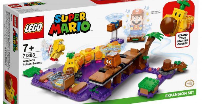Lego di Super Mario Bros: Per Gli Amanti del Mitico Idraulico della Nintendo
