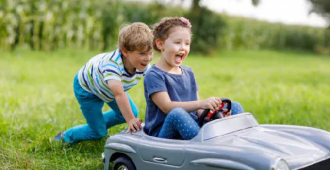Macchine Giocattolo: Per Muoversi in Autonomia, Sin da Bambini