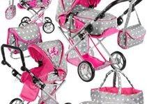 Passeggino Giocattolo: Per le Bimbe Che Amano Prendersi Cura delle Proprie Bambole