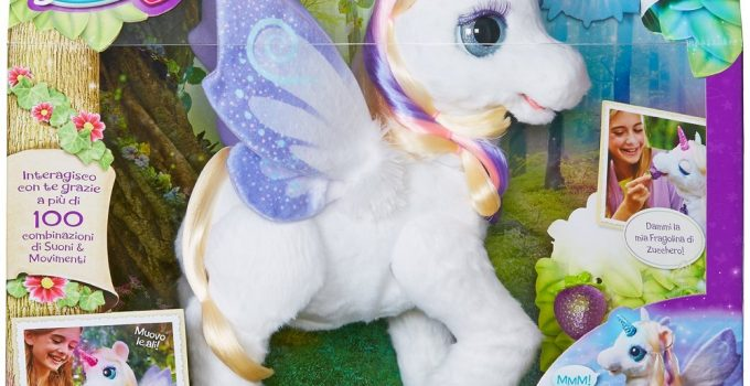 Unicorno Giocattolo: Sorprendi la Tua Bimba con un Regalo Fantastico
