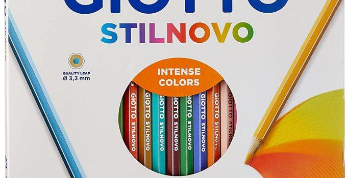 Pastelli Colorati Giotto